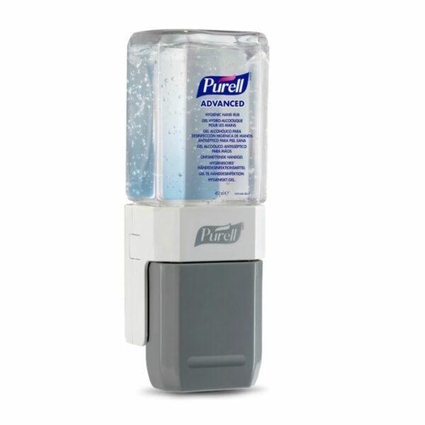 purell es everywhere system dispenser