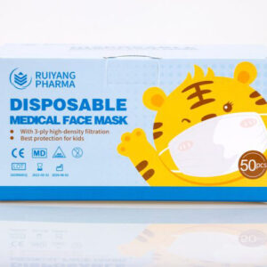 Children's 3ply medical face mask