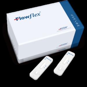 FLOWFLEX SARS-COV-2 ANTIGEN RAPID TEST (FOR COVID-19)