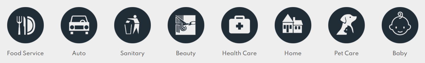 EnviroGlove applications